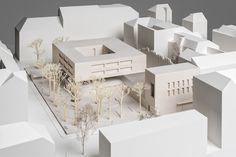 Neubau der Deutschen Botschaft in Wien - Schulz und Schulz gewinnen Wettbewerb