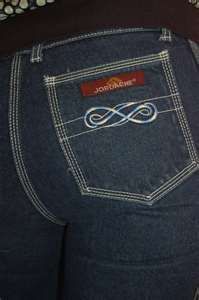I had these. My favorite... Jordache Jeans. And the tighter the better! lol