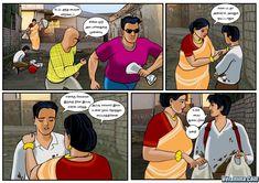 Velamma Episode 25 - Babu The Bully - Velamma Tamil Comics, Hindi Comics, Comics Pdf, Download Comics, Velamma Pdf, Online Comic Books, Horror Books, Cartoon Tv