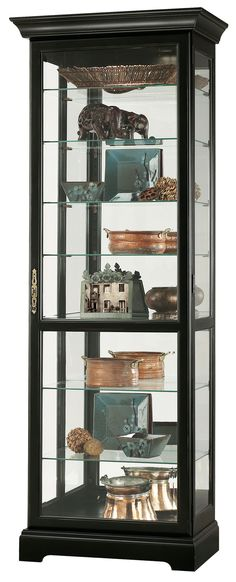 Best Of Howard Miller Lighted Curio Cabinet