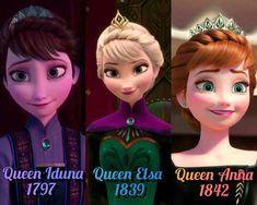 Disney Princesses And Princes, Disney Princess Frozen, Disney Princess Pictures, Disney Songs, Disney Fun, Jelsa, Elsa Frozen Pictures, Arendelle Frozen, Anna Frozen