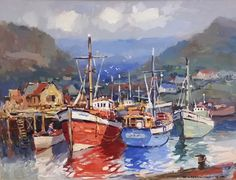 Investment Art and Old Masters Art Specialists Lourensford Estate - Somerset West Somerset West, Boats, Cape, Google Search, Artist, Painting, Mantle, Cabo, Ships