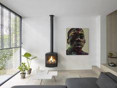 Frederik Roijé designs minimal interior for Amsterdam apartment Small Apartment Design, Small Apartments, Shop Interior Design, Interior Decorating, Amsterdam Apartment, Moderne Pools, Home Decor Styles, Home And Living, Interior Inspiration