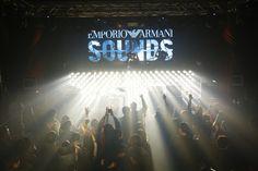 DJ Taku Takahashi spinning at last night's #EmporioArmaniSounds Osaka event!  Download the App for exclusive content: http://emporioarmanisounds.com/download
