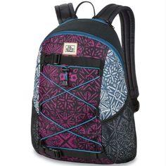 Dakine Packs Schooltassen Paars 70877.101 | van Os tassen en koffers