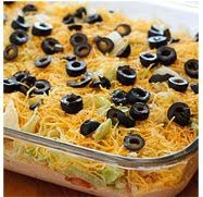Taco Layered Salad