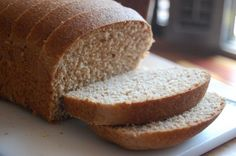 This is 100% Spelt bread. It rises nicely, and has a nice
