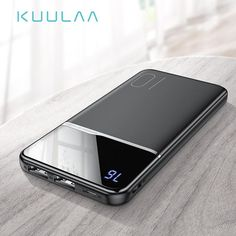 Buy it before it ends. There is always many products on sae upto - KUULAA Power Bank Portable Charging PowerBank 10000 mAh USB PoverBank External Battery Charger For Xiaomi Mi 9 8 iPhone - Pro Buyerz Sony Mobile Phones, Sony Phone, New Phones, Smartphone, Phone Battery Charger, External Battery Charger, Iphone Price, Portable Charger, Mobile Accessories