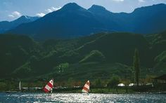 Wanderwege bei Kaltern / Südtirol