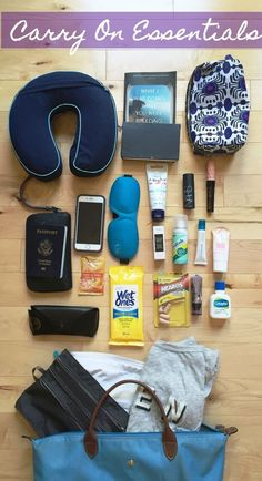 Much faster to look at photo instead of my packing list