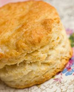 All about Butter on a Biscuit