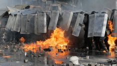 Ukraine protest movement: At least 4 killed in clashes with police ...