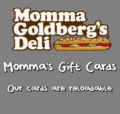 momma goldbergs deli
