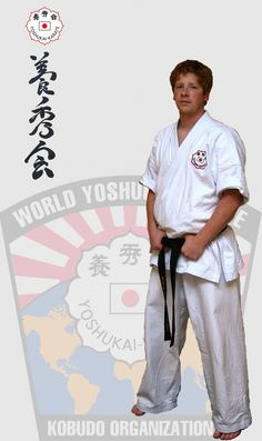 World Yoshukai Shihan Josh McCullars