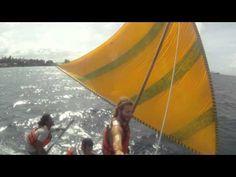 Marshallese Sailing Canoes - YouTube