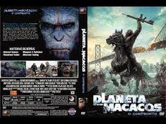 Filmes de ficção 2015 - Filme Planeta dos Macacos O Confronto em