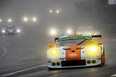24hLeMans :: @Gulf_Racing Porsche 911 RSR