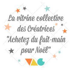 VAC (le vide-atelier des créatives) :  Evénement spécial : la boutique de Noël du VAC