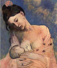 Maternidad - Picasso