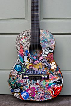 i wanna pimpout my guitar like this
