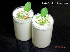 masala chach simple quick easy recipe step by step