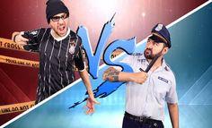 Batalha de rap: Bandido Vs Policial >> http://www.tediado.com.br/02/batalha-de-rap-bandido-vs-policial/