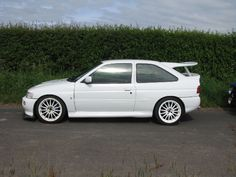 ford cosworth rs