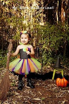 Toddler+tutu+set+Halloween+witch+tutu+setblack+by+mydivaballerina,+$38.00