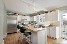 Cottage Kitchen Design #34 (Kitchen-Design-Ideas.org)
