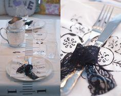 masa düzeni table decoration -