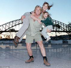 images about Steve Irwin Wildlife Warrior on Pinterest