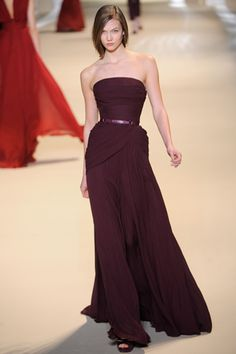 Elie Saab's Fall 2011 Collection