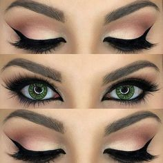 maquiagem linda
