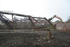 Cabay-Jouret à La Louvière #spaque #rehabilitation #remediation #fricheindustrielle #brownfields