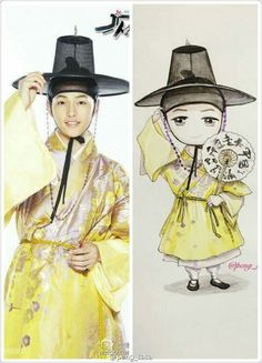 """Sungkyunkwan Scandal"" Fanart - Song Joong Ki as Gu Yong Ha"