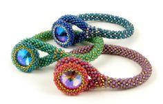 Danielle Bead Crochet Bracelet