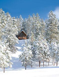 25 Cozy Northwest Lodges | Mountain Home Lodge Leavenworth, WA