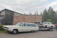 Finnish Nostalgia Rally Team