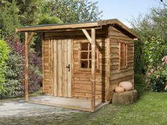 Gartenhaus WEKA «Nature 2» | Gartenhaus Gerätehaus aus Holz - Gartenhäuser