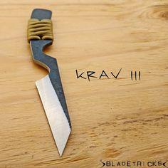 Best pakal EDC self defense knife by Bladetricks blades