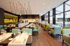 Weinwirtschaft Schaffhausen Hotels, Restaurant, Guest Room, Relax, Live, Table, Furniture, Exploring, Home Decor