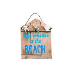NOVICA Beach and Nautical Distressed Wood Coat Rack from Indonesia ($40) ❤ liked on Polyvore featuring home, home decor, small item storage, coat and key holders, wall decor, nautical theme home decor, turtle figurine, novica home decor, nautical home decor and sea turtle figurines