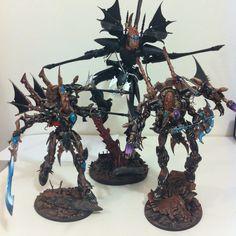 What's On Your Table: Dark Eldarish Wraith Army - Faeit 212: Warhammer 40k News and Rumors