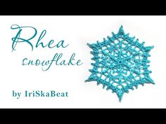 Crochet Snowflake Pattern, Crochet Snowflakes, Crochet Mandala, Crochet Bracelet, Doilies, Diy And Crafts, Christmas Ornaments, Holiday, Fun