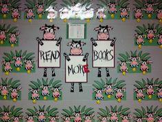 """""""Read More Books"""" Bulletin Board"""