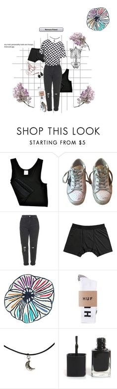 """""""The Drugs Never Work"""" by haileyb-creepypasta-123 ❤ liked on Polyvore featuring Golden Goose, Topshop, Terramar, Missoni Home and Coolmax"""