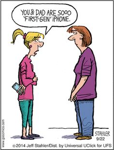 Moderately Confused By Jeff Stahler Monday, September 2014