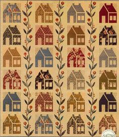 Homestead by Laundry Basket Quilts... 10460336_691385917582360_6425762730627844012_n.jpg (522×600)