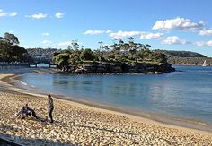 Balmoral Beach - the 'island' New South Wales