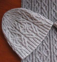 Описание для вязания комплекта Frost Set (Шапка и шарф) теперь доступно и на русском языке. Вам потребуется: Пряжа : 300 гр ...